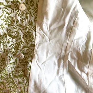 Escada Jackets & Coats - Escada Couture Floral Double Breasted Blazer Sz M